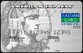 セゾンプラチナカード券面画像