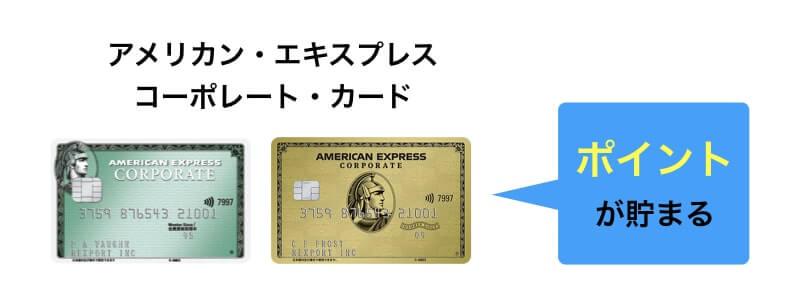 アメックス・コーポレートカード
